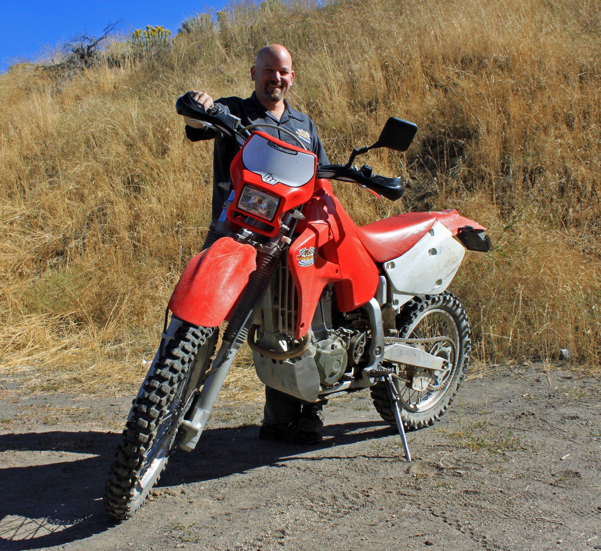 Chris's XR650