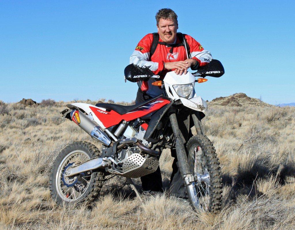 2012 husqvarna te511 dual sport review