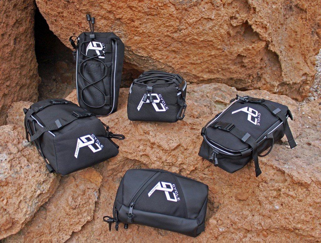Airborne Cycle Fender Packs