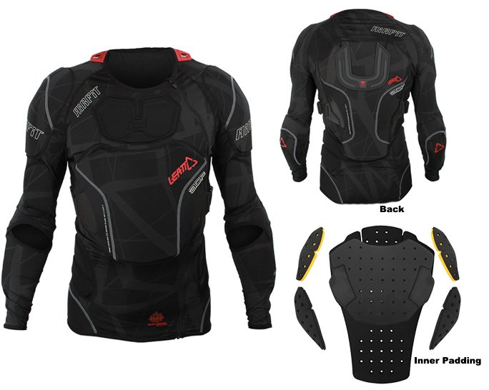 leatt 3df airfit body protector review