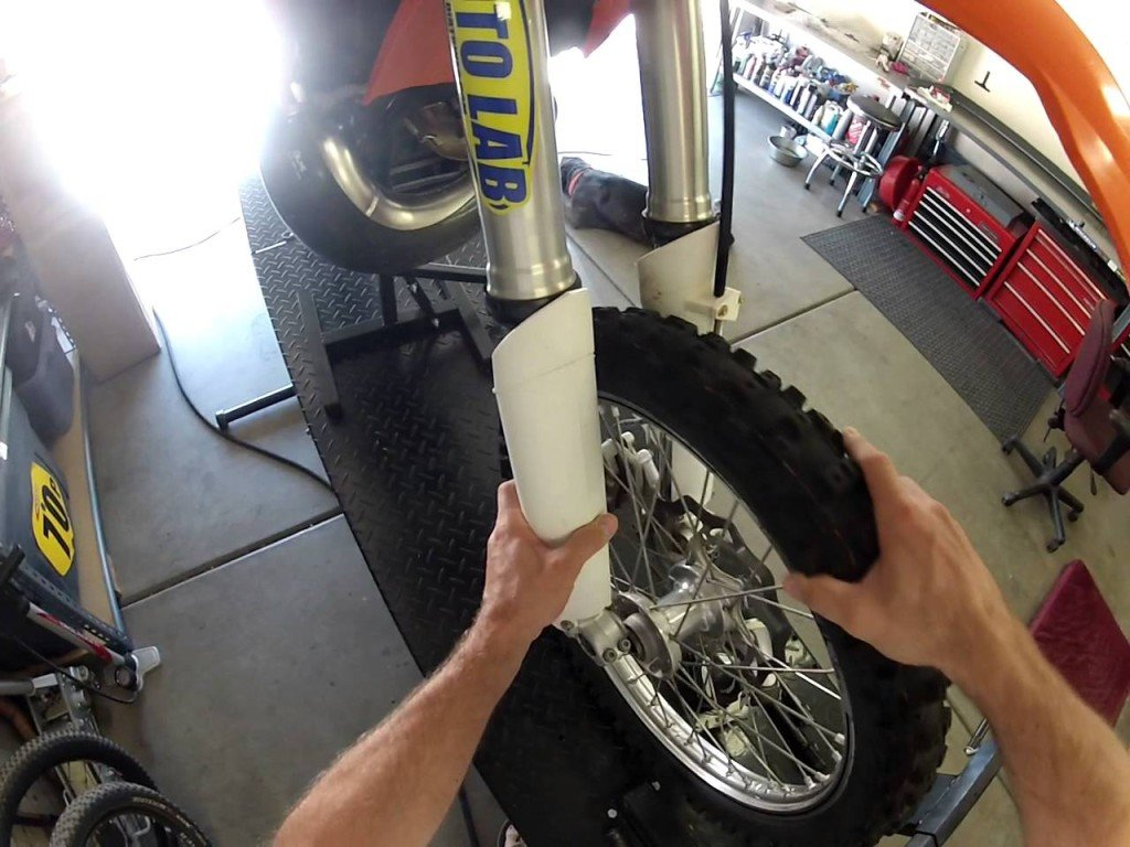 best dual sport suspension upgrade 1