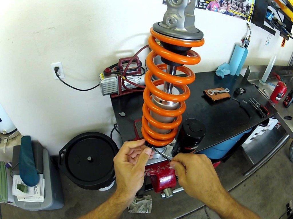 best dual sport suspension upgrade