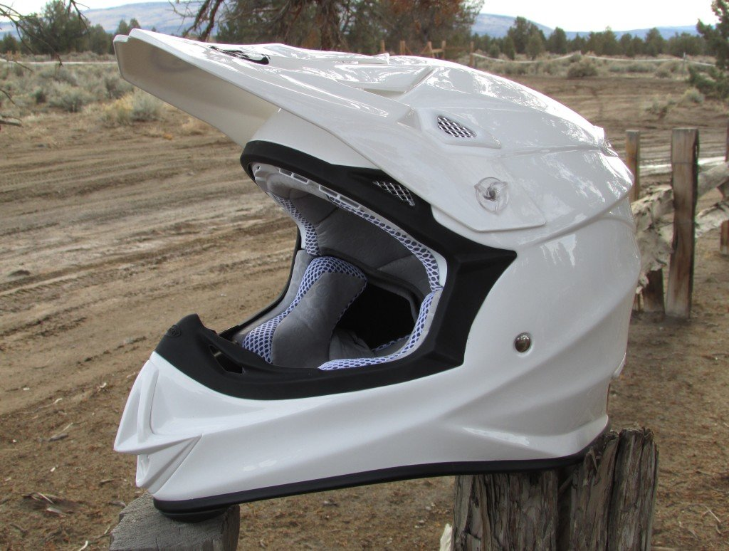 Soumy Mr Jump Dual Sport Motorcycle helmet review