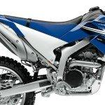 Yamaha WR250R exhaust gut modification