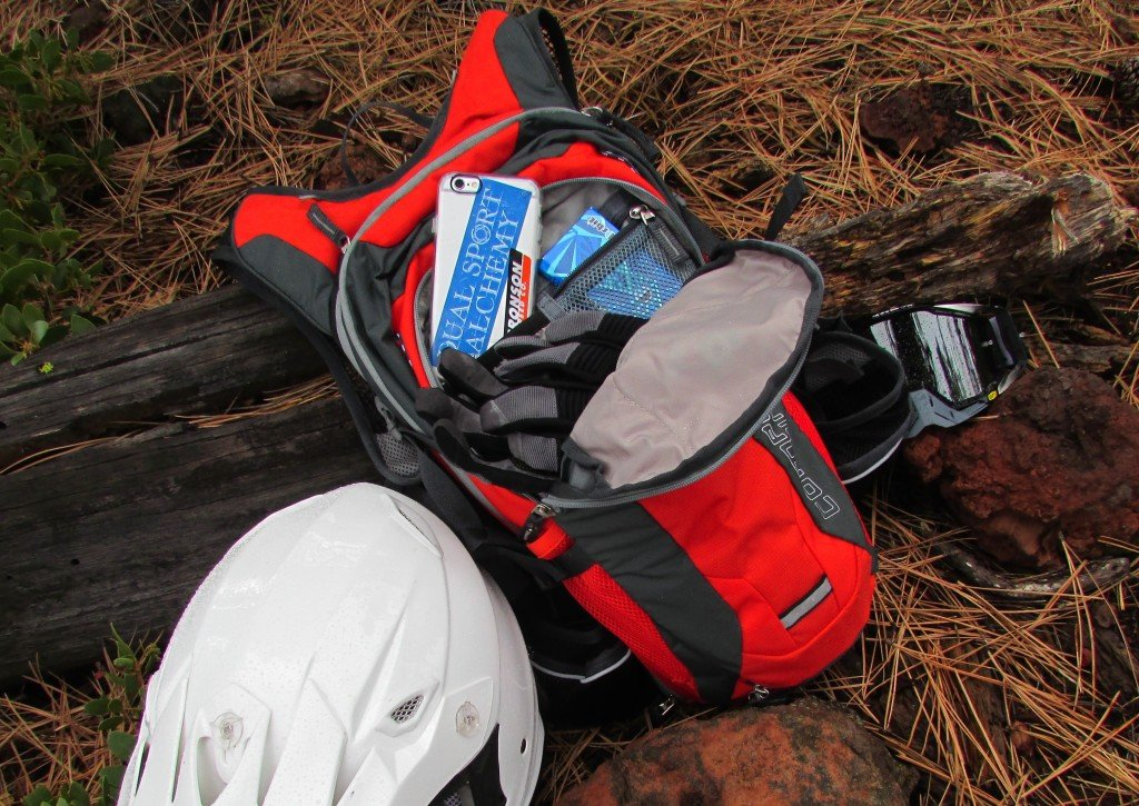 deuter compact 10 air exp hydration pack review