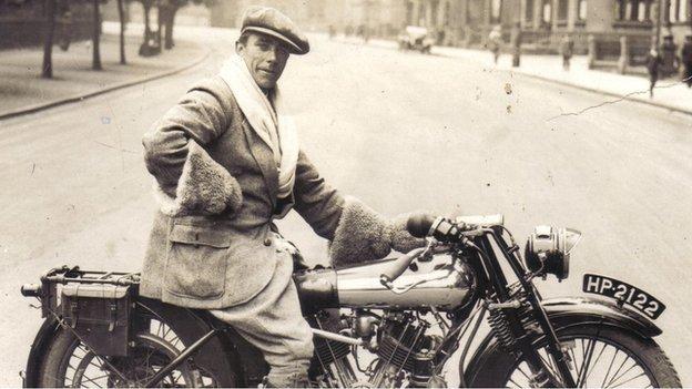 The original dual sport rider 2