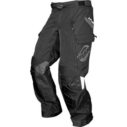 in the boot vs over the boot off road riding pants