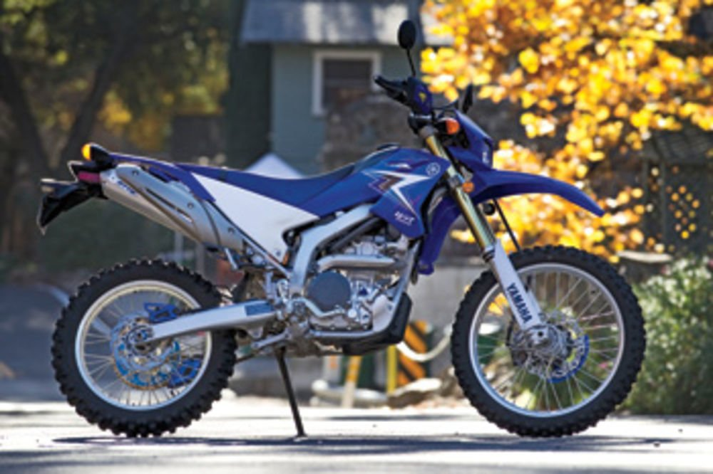 Yamaha Wr  Dual Sport