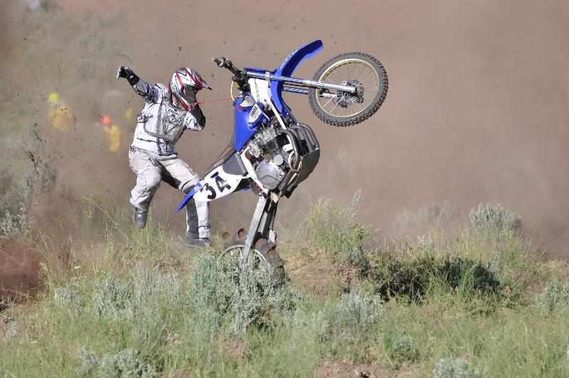 how to hill climb with a dual sport motorcycle