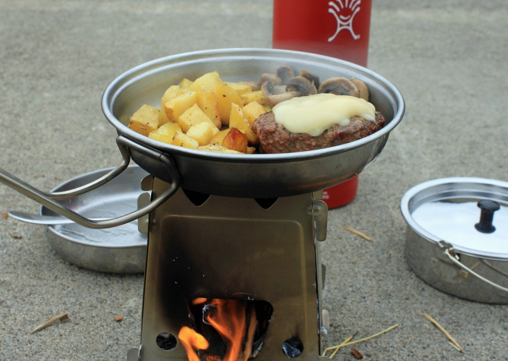 best stove for dual sport motorcycle camping