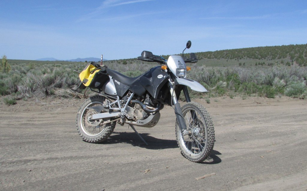 2001 KTM 640 Enduro dual sport review