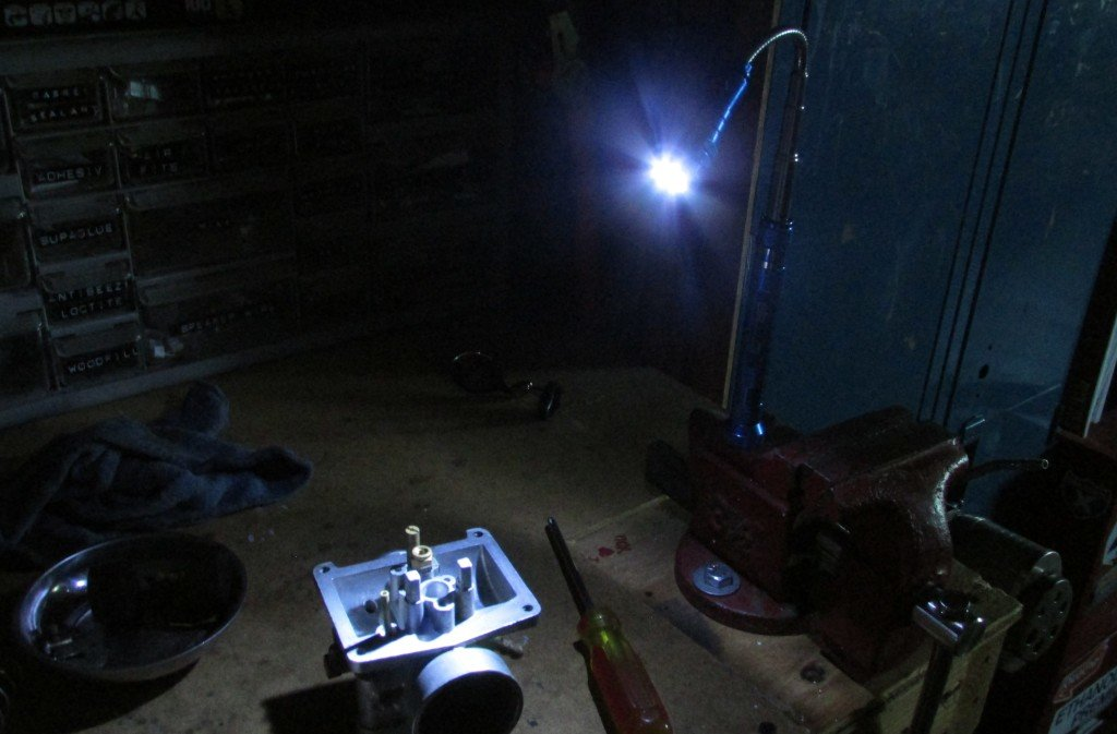 great flashlight for motorcycle tool kit