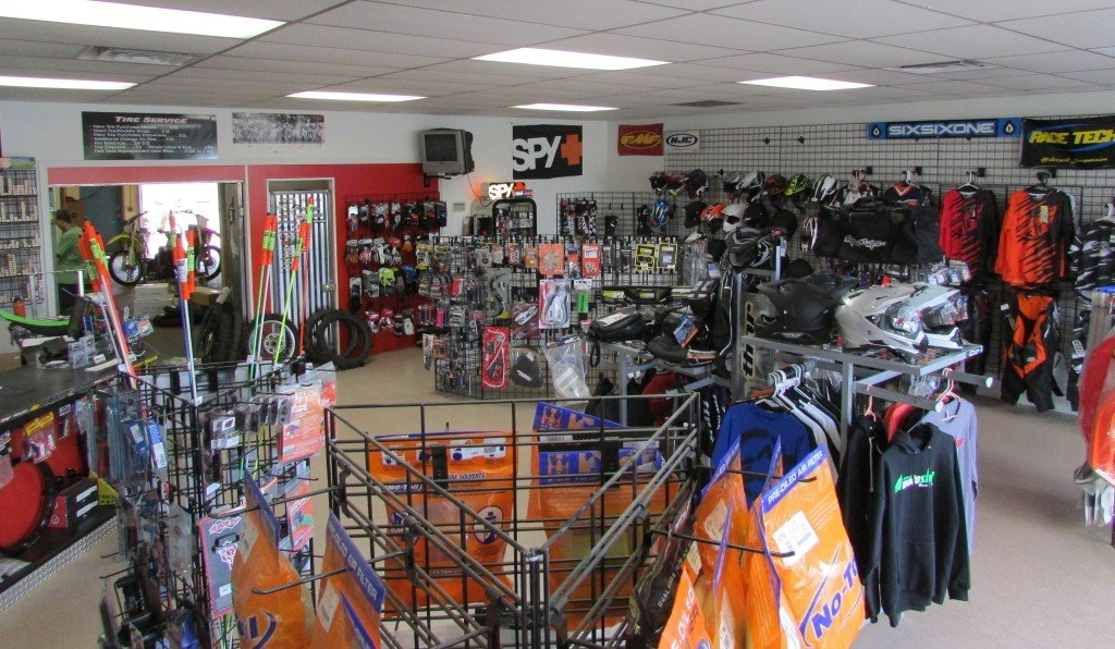best place to buy dual sport motorcycle parts