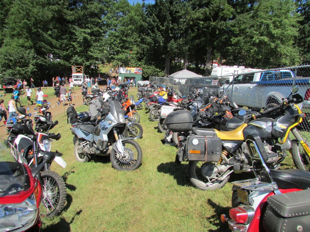 best places to go dual sport motorcycle camping