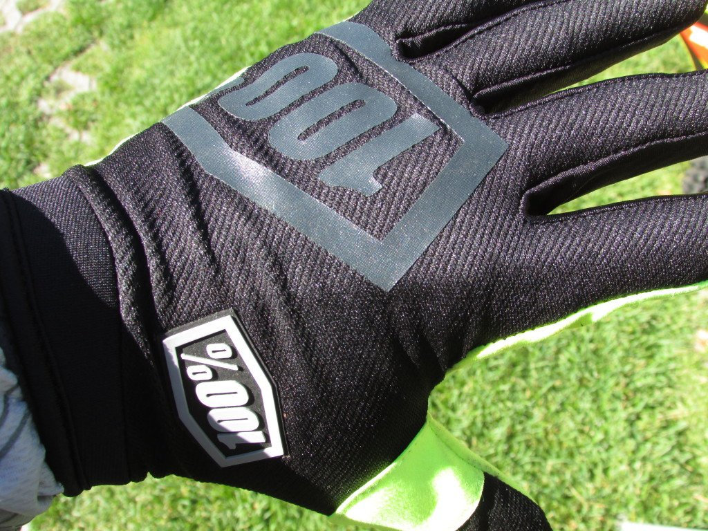 100% iTrack gloves review best light weight dual sport motorcycle summer riding gloves
