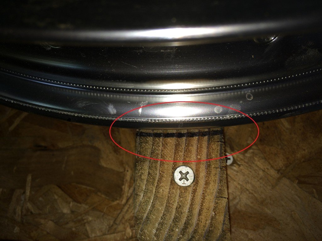 How to replace a broken dual sport motorcycle wheel rim and true mx spokes